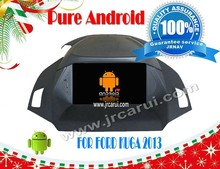 android 4.4 car navigation for FORD KUGA 2013 , HD Capacitive screen 1080P 8G ROM WIFI 3G