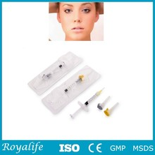 Medical Sodium Hyaluronate Gel Hyaluronic Acid Dermal Filler for Face