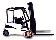 CE Approved Omni Direction Mobile forklift truck-FB13W/FB15W