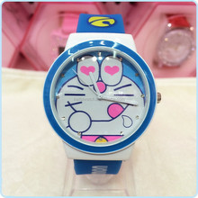 hot sellong romotional gift Japan movement Lovely duo la A dream hello Kitty cartoon children watch