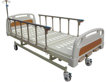 Advanced cheap hospital bed, three functions hospital bed, used hospital beds for sale