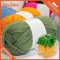 HB 100% Acrylic raffia crochet yarn on sale