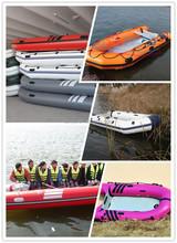china 2m to 6.5m Liya folding boat china inflatable rubber boat