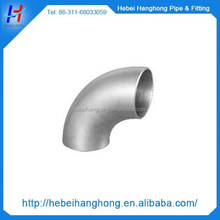 DIN2605 blue painting carbon steel elbow