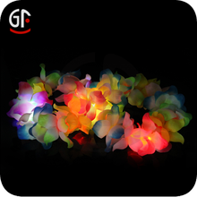 Party Decoration Led Glow In The Dark Wholesale Hawaiian Lei
