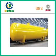 Cryogenic double wall storage tank