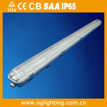 40w led tri proof light for Food Processing room