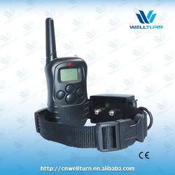 Remote Dog Vibration and Shock Training Collar Dog Agility Training Products