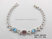 Women's Fashion 925 Sterling Silver Jewelry Wholesale Necklace