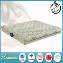 crude palm fibre bed mattress coconut coir mat furniture spring mattress(R-3020)