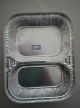 Embossed Aluminum foil food container Low Prices