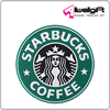 2D Customized Logo Soft PVC Coaster for coffee shops