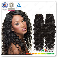 Grade 6A 100 human hair styles short layers,unprocessed wholesale weave 3 piece layer hair