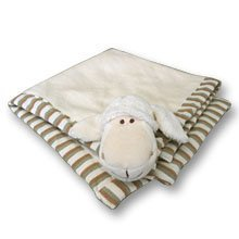 Simply Fido Organic Cotton Fleece Pet Blanket