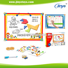 Kids learning board with diy toys & Magnetic tools