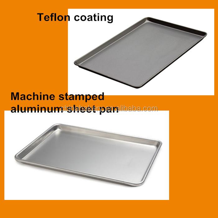 Machine Stamped Aluminum Sheet Pan Jpg