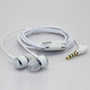 Promotion good cheap earbuds, high end earbuds for cellphone