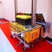 Great running model new type & save cost plaster machine for wet mix plaster