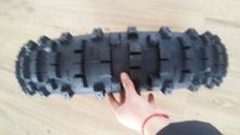 China wholesale natural rubber best quaity motorcycle tire 140/80-18