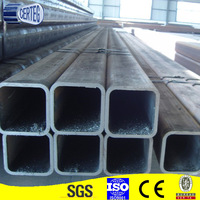 Carbon Steel 200x200mm Diameter Square Steel Pipe Sizes
