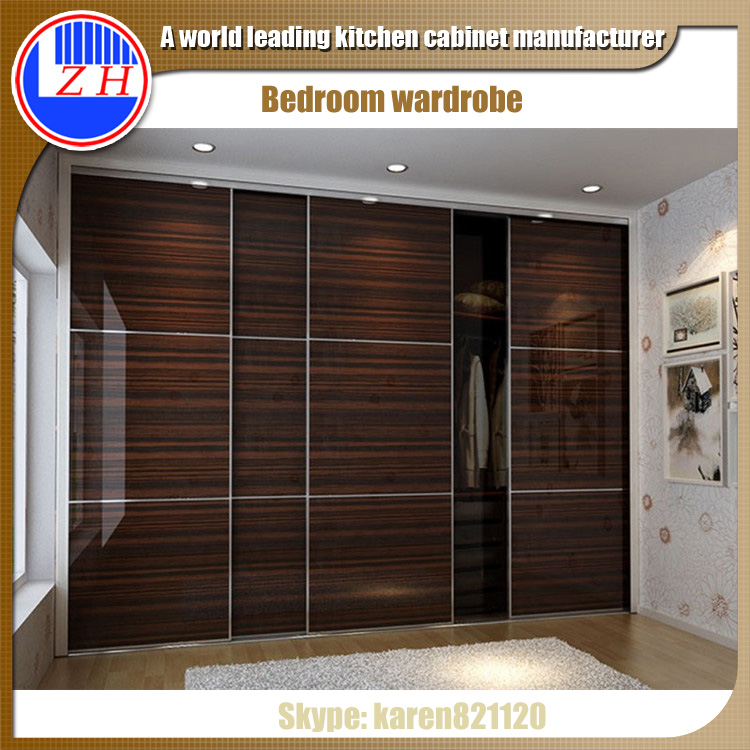 wall closet systems clothes wardrobe cabinet design with sliding door