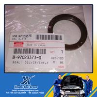 China Wholesale National Rubber NBR Oil Seal For ISUZU 8-97023373-0 ISUZU Oil Seal