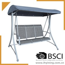 3 seat canopy swing chairs 3 seat garden hanging chair outside rocking chair round cover patio swing patio swing hammock