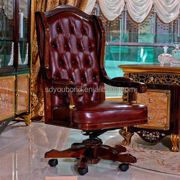 0061 High End Italy Executive Chair Boss Luxury Office