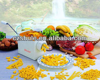 macaroni and hollow pasta machine for home