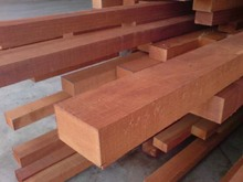 Red Meranti Sawn Timber from Thailand