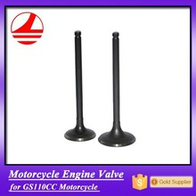 GS110CC engine valve motorcycle parts china manufacturer