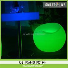 led sofa / led bar sofa set / nightclub / led furniture
