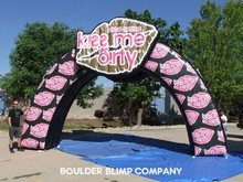 Inflatable archway for sale