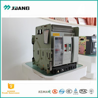 Electric air circuit breaker 3P/4P Rated current 4000A~6300A factory price good quality