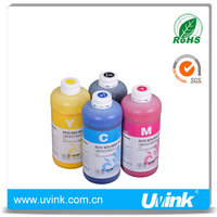 UVINK OEM available eco solvent ink for epson dx5 dx7 head
