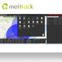 Meitrack gps tracking system with History Track Record and GPRS Function with voice monitor function MS03