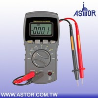 42-RANGE AUTO/MANUAL cUL LISTED DIGITAL MULTIMETER WITH EFD