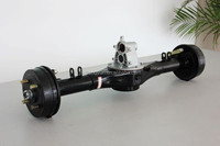 Tricycle / atv rear axle differential use for trucks differential