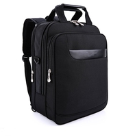 Large space eminent backpack laptop bag