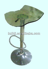 Silla Acrilica Moderna de alta calidad/ New style bar crystal trasparent chair good quality cheap price (Chair 1163)