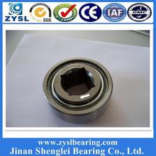 hex bore bearing,agriculture machinery bearing,deep groove ball bearing 207KPPB3 207KPP3