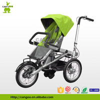 Three Wheel Adult Bike Carrier Kids Folding Tricycle For Sale