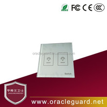 JGW-110K02 NEW!!!2 route Wireless 433MHZ smart switch for controlling appliances