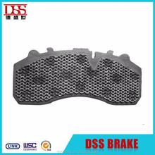 brake pad back plate wva29087
