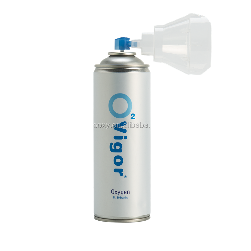 Respiratory Equipments Accessories Type oxygen in a can