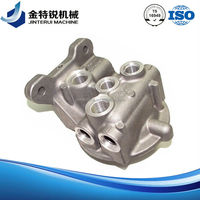 Hot Selling cast aluminum pot/table base die cast aluminum heatsink