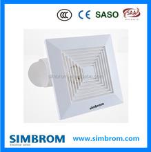 electric ceiling tubular ventilating fan,110V/220V motor fans,8 inch