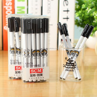 Hot selling pen printing on gel/ your logo or design is welcome for the gel pen v1676
