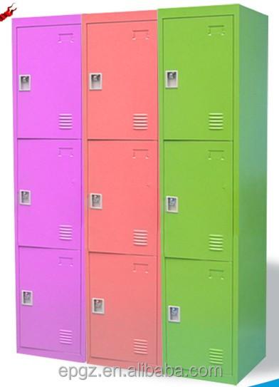 deur kinderen opbergkasten kleurrijke kinderen metalen opslag, Meubels Ideeën