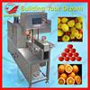 Most popular stainless steel apple/orange /kiwi/lemon/pineapple peeling coring slicing machine/86-15838028622